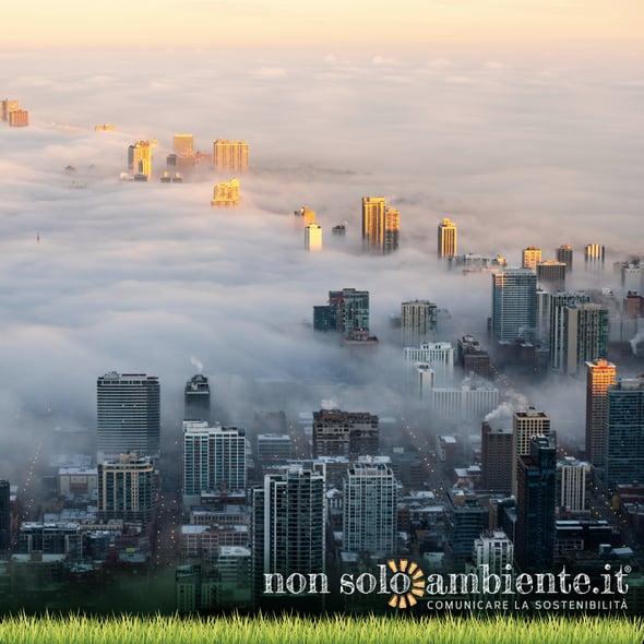 Quanto è inquinata l'aria della tua città?