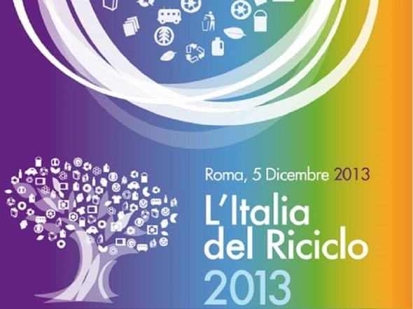 Rapporto L'Italia del Riciclo 2013: dati e risultati di tutte le filiere