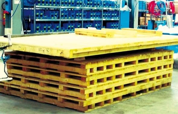 Rifiuti di legno: +9% di recupero complessivo nel 2014