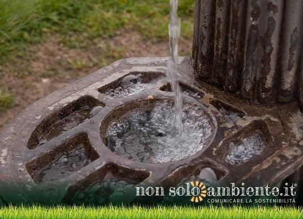 Risorsa acqua, un utilizzo consapevole