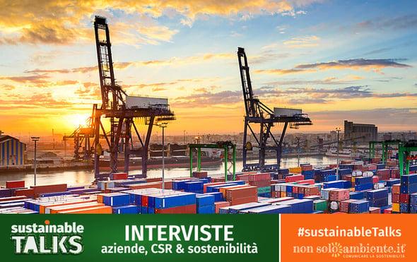 #SustainableTalks: Daniele Testi di Contship Italia