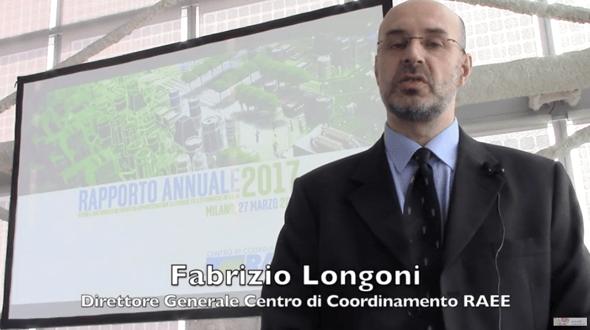 Intervista Fabrizio Longoni, Direttore Generale del Centro di Coordinamento RAEE