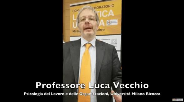Intervista al Prof. Luca Vecchio, Università degli Studi Milano-Bicocca