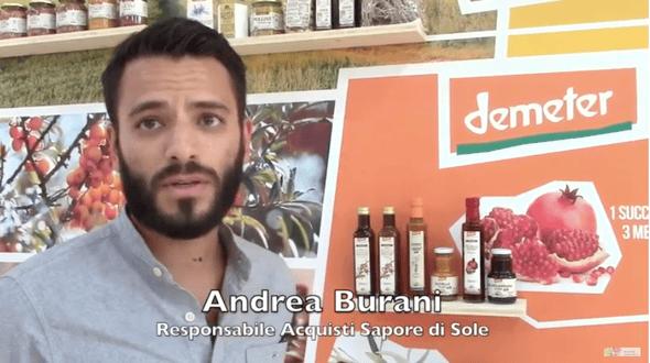 Andrea Burani, Sapore di Sole