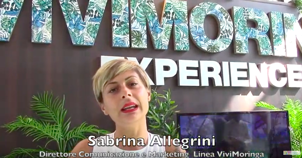 Sabrina Allegrini, ViviMoringa