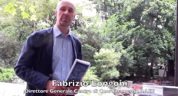 Intervista a Fabrizio Longoni, General Manager CdC RAEE