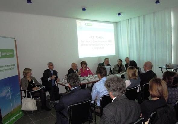 Speciale Ecomondo: BREA presenta le opportunità di sviluppo delle rinnovabili in Bielorussia