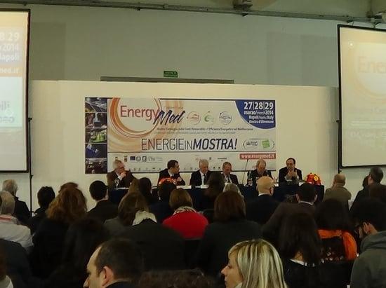 Speciale EnergyMed: interviste e approfondimenti sui convegni di Energymed - Napoli
