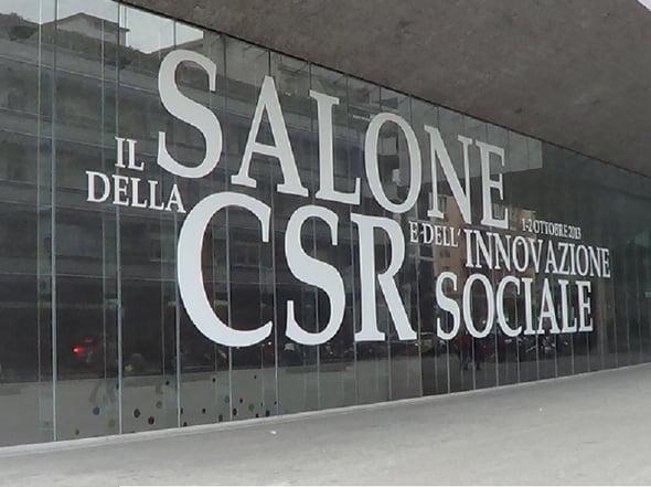 Speciale Salone CSR e Innovazione Sociale (1-2 ottobre - Milano)