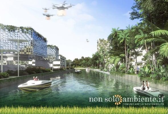 Stefano Boeri presenta la prima Smart Forest City di Cancun