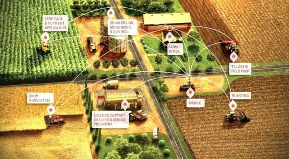 Tecnologia e sostenibilità: binomio vincente per Agco ai The New Economy Awards 2014