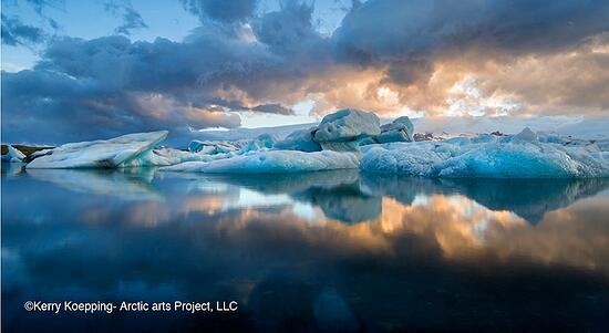 The Arctic Arts Project, fotografie di un Artico che cambia