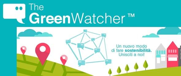 The GreenWatcher, il portale per chi offre e cerca sostenibilità