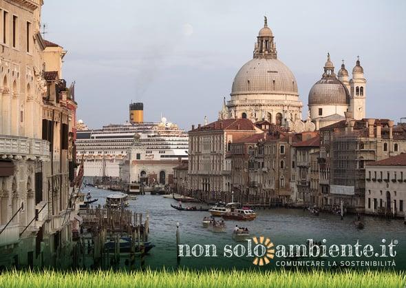 Traffico da imbarcazioni, identikit dello smog di Venezia