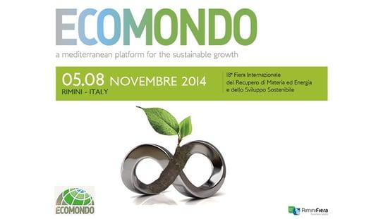 Video-Tweet di Paola Bolaffio e Sergio Ferraris a Ecomondo