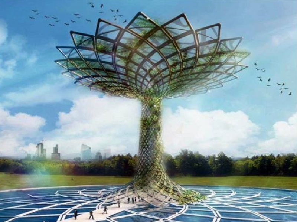 L'Albero della Vita rappresenta l'Italia tra i padiglioni di Expo 2015