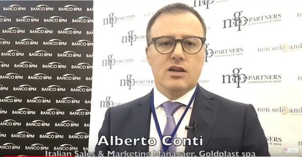Alberto Conti - Direttiva Single-use Plastics