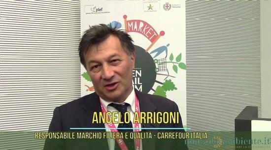 Angelo Arrigoni - Carrefour Italia