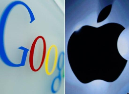 Apple e Google in prima fila per un mondo più green