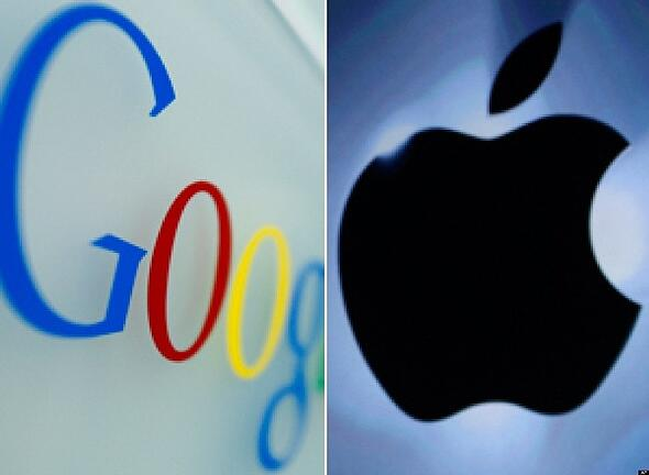 Apple e Google in prima fila per un mondo più green