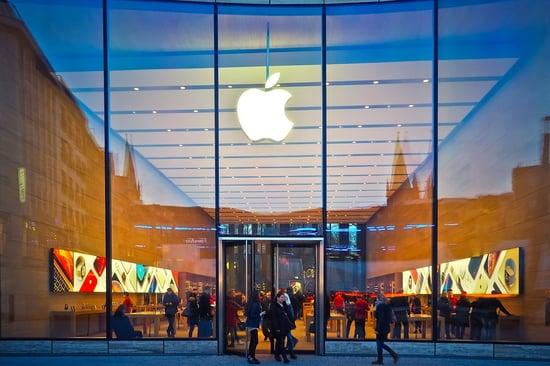 La svolta sostenibile di Apple