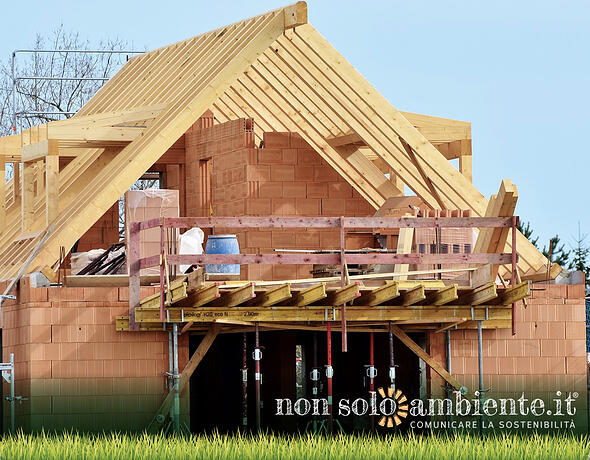 L'architettura del futuro parte dal recupero dei materiali