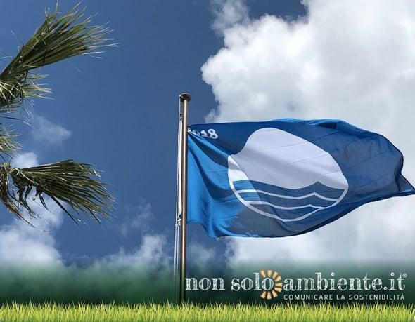 Bandiere blu 2018, acqua pulita per 368 spiagge italiane