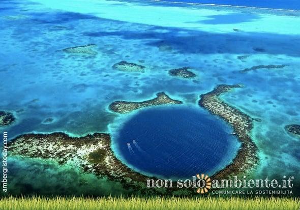 Barriera Corallina del Belize fuori dalla lista siti a rischio UNESCO