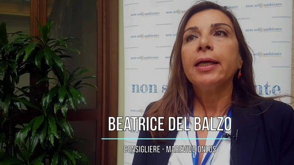 """Beatrice del Balzo - """"Percorsi Sostenibili – Direttiva Single-use Plastics: pro e contro"""""""