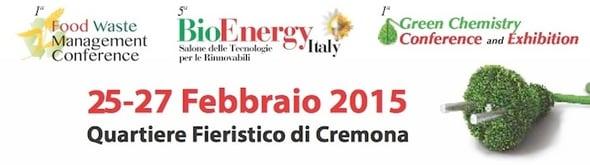 BioEnergy Italy 2015
