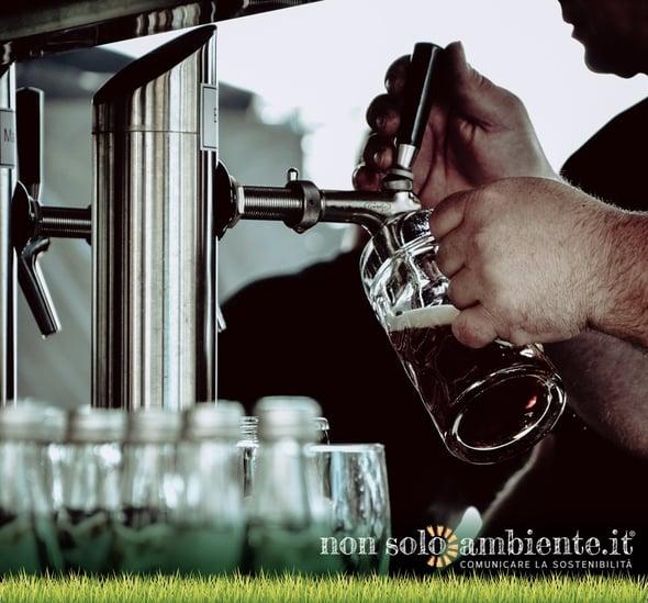 Birra e sostenibilità: cresce la produttività, diminuisce l'impatto