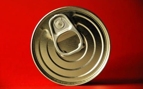 Imballaggi più leggeri: Bolton Alimentari riduce la banda stagnata delle scatolette