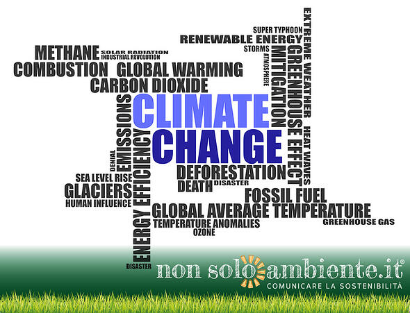 Cambiamenti climatici: cosa sta succedendo