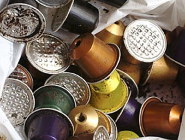 Caffè in capsule all'insegna della sostenibilità