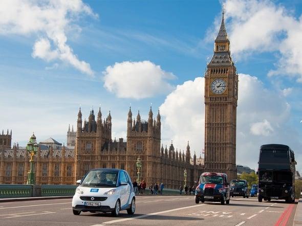 Car sharing senza frontiere: il servizio di car2go diventa europeo