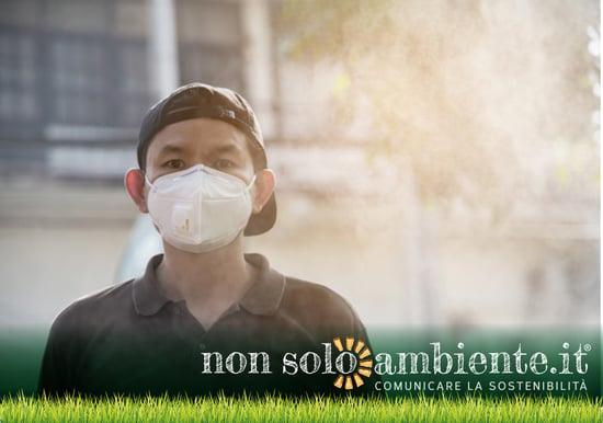 Qualità dell'aria: dalla Cina aumento di sostanza inquinante vietata