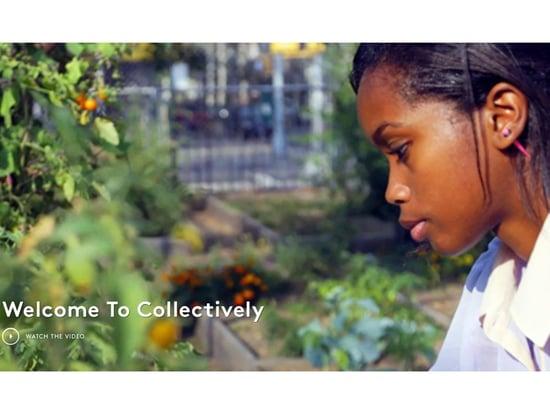 Collectively, piattaforma ambientale dalle potenti alleanze