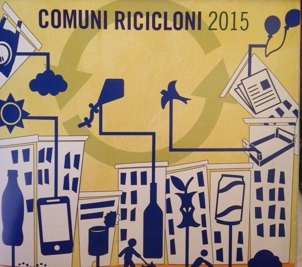 Comuni Ricicloni 2015: verso una