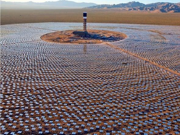 Non uno, ben due impianti solari a concentrazione installati negli ultimi giorni!