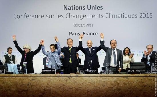 Cop21: cosa prevede l'accordo per il clima firmato a Parigi