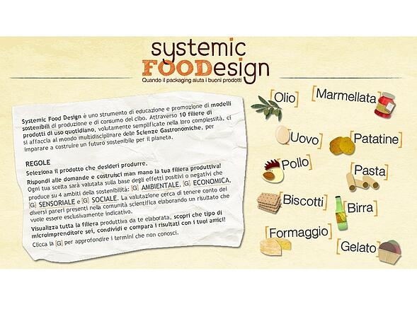 Crea la tua filiera produttiva sostenibile con Systemic Food Design