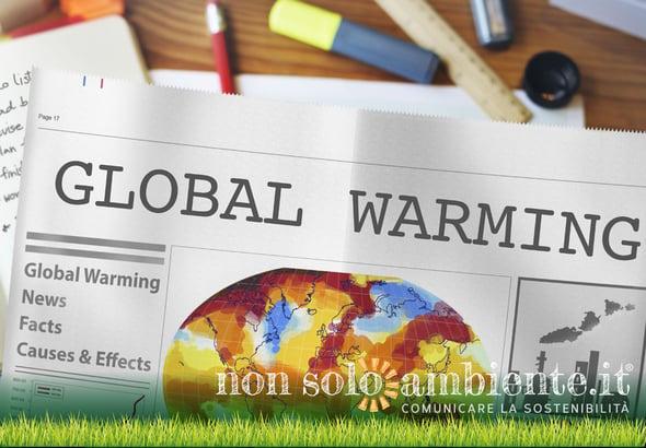 Su Google Earth il riscaldamento globale è senza veli