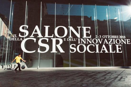 Il salone della CSR e dell'innovazione sociale 2019