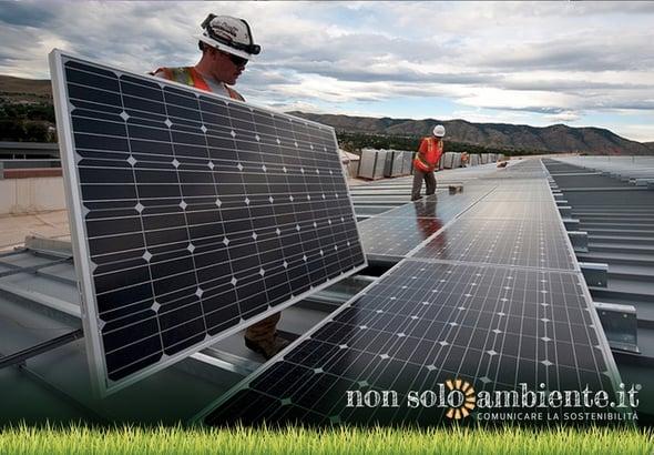 Fotovoltaico al posto dell'amianto: incentivi anti-eternit nel Decreto Rinnovabili