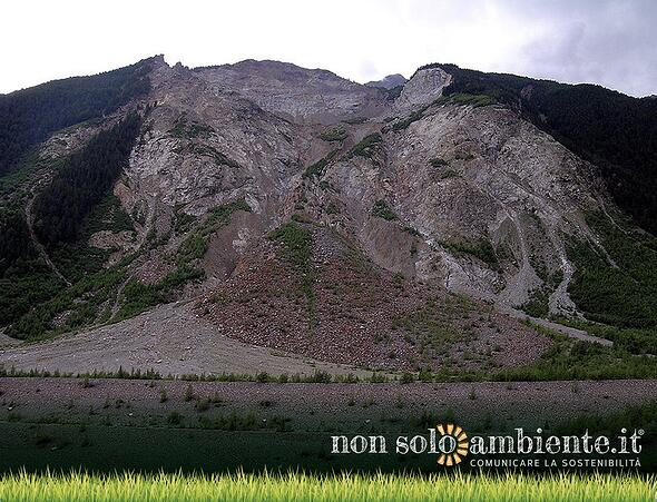 Italia e dissesto idrogeologico: la fotografia dell'ISPRA