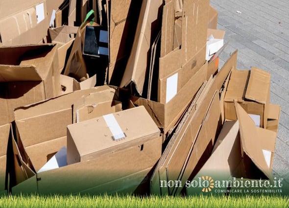 Cresce l'e-commerce, crescono anche i rifiuti: servono soluzioni per imballaggi sostenibili