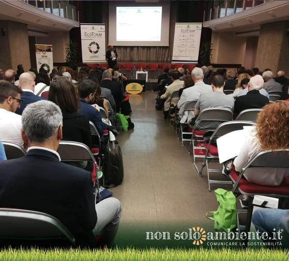 Ecoforum 2018: le proposte di economia circolare e industria 4.0