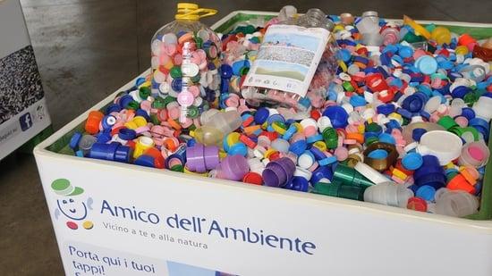 Presentato a Ecomondo AMICO DELL'AMBIENTE: Vicino a te e alla natura