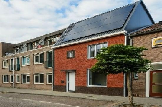 Olanda: edifici a