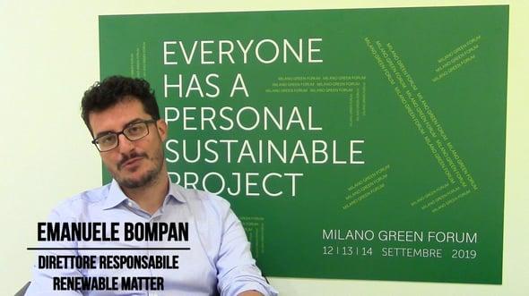 Emanuele Bompan - Milano Green Forum 2019